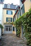 Beethoven-Haus Lizenzfreie Stockfotos