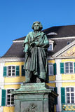 Beethoven Monument in Bonn Royalty Free Stock Images