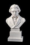 Beethoven statue Stock Photos