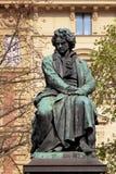 Beethoven statue, Vienna, Austria, Stock Photography