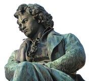 Beethovenludwig skåpbil arkivfoton