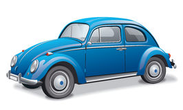Beetle car Royalty Free Stock Photography