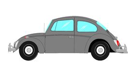 Beetle car Royalty Free Stock Image