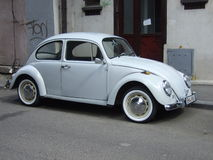 Beetle retro car Royalty Free Stock Photo