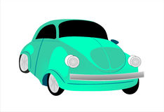 Beetle VW Stock Photo
