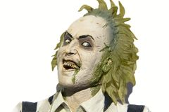 Beetlejuice Stockbild