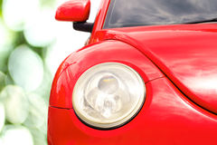 Beetles car Royalty Free Stock Photos