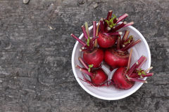 Beetroot in a Bowl Royalty Free Stock Photos