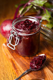 Beetroot chuthey Stock Photography
