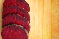 Beetroot. Royalty Free Stock Images