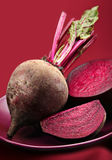 Beetroot detail Royalty Free Stock Photos