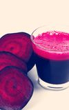 Beetroot drink Royalty Free Stock Photo