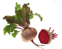 Beetroot. Fresh vegetables from my garden Royalty Free Stock Images