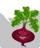 Beetroot - about healthy eating Royalty Free Stock Images