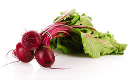 Beetroot isolated Stock Photos
