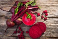 Beetroot Juice Royalty Free Stock Photo