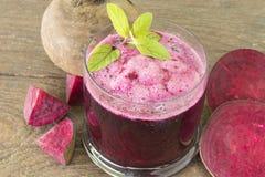 Beetroot juice Stock Photos
