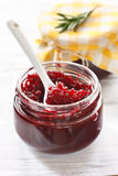 Beetroot marmalade. Royalty Free Stock Images
