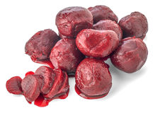 Beetroot pickled Stock Photography