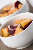 Beetroot Pineapple Salad Royalty Free Stock Photo