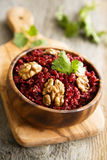 Beetroot relish Stock Image