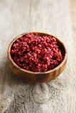 Beetroot relish Stock Photos