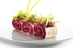 Beetroot Salad Royalty Free Stock Image