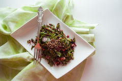 Beetroot salad Royalty Free Stock Photography