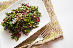 Beetroot salad Royalty Free Stock Photo