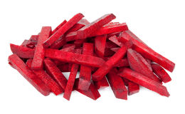 Beetroot sliced Royalty Free Stock Photo