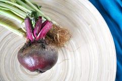 Beetroot on Veggie Root Stock Image