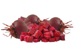 Beetroots Stock Photography