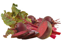Beetroots Royalty Free Stock Photography