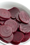 Beets cooked Royalty Free Stock Photography