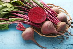 Image result for Beets on blue wooden table