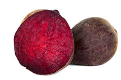Beets isolated Royalty Free Stock Image