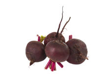 Beets Isolated Stock Photos