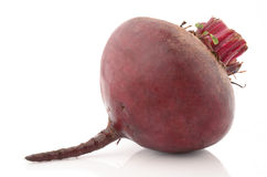 Beets on a white background. Fresh and healthy beet  on white background Stock Photos