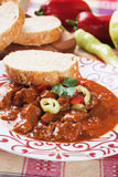 Beew stew or goulash Stock Images