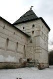 befästningkloster russia Royaltyfria Foton