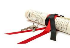 Beförderungs-Gesetz Lizenzfreies Stockbild