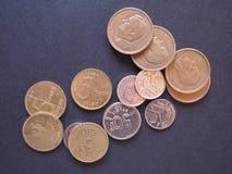 BEF monety Obraz Royalty Free