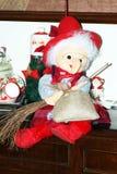Befana doll royalty free stock photo
