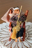 Befana or epiphany Royalty Free Stock Photos