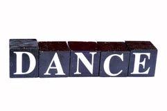 Befestigt zu werden Tanz stockfotografie