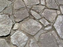 Befestigte Steine Stockbild
