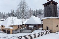 Beffroi dans Zuberec, Slovaquie Photos stock