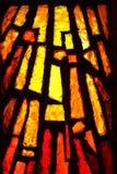 befläckt exponeringsglas Royaltyfria Bilder