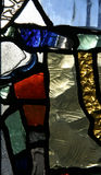 befläckt exponeringsglas Royaltyfri Fotografi