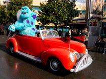 Befläcka på Disneyland Paris Arkivfoton